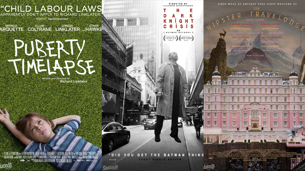Movie Posters 2015: Honest Movie Posters For The 2015 Oscar Nominees