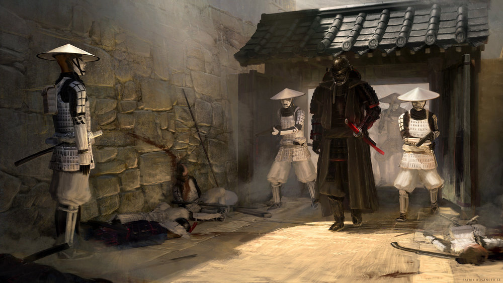 star-wars-samurai-art-lord-vader-and-his-troops