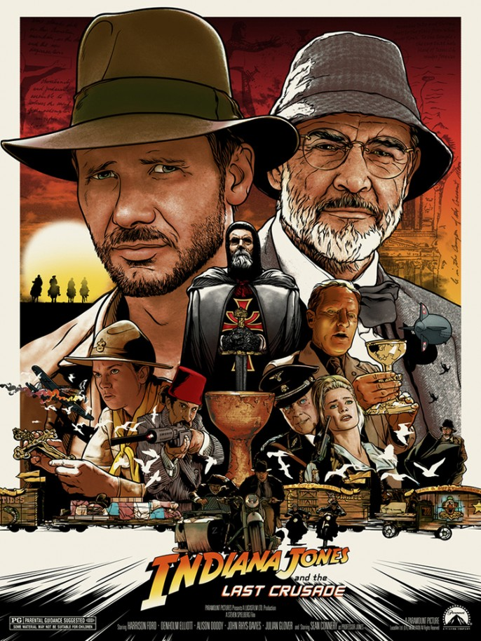 Indiana Jones And The Last Crusade Indiana Jones And The Last