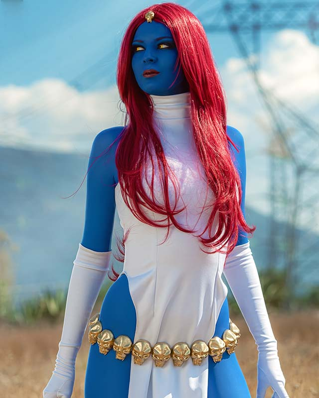 Classic Mystique Cosplay By Rei Doll Geektyrant