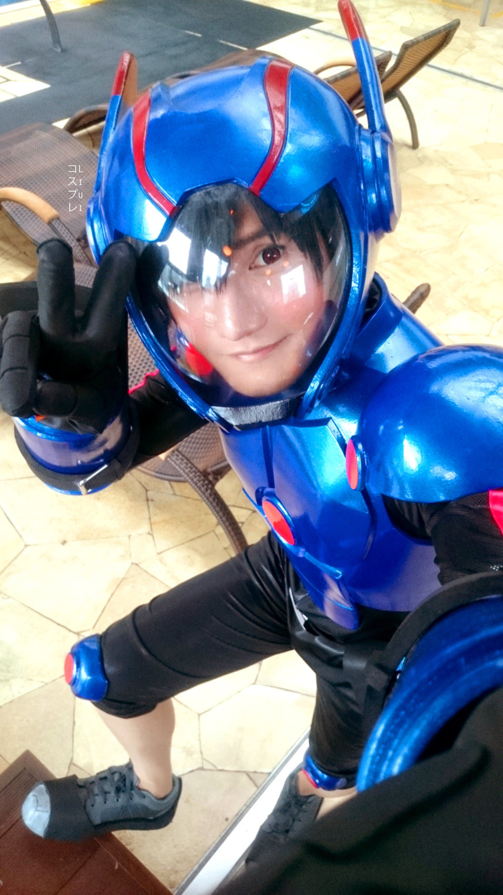 big hero cosplay Hiro 6