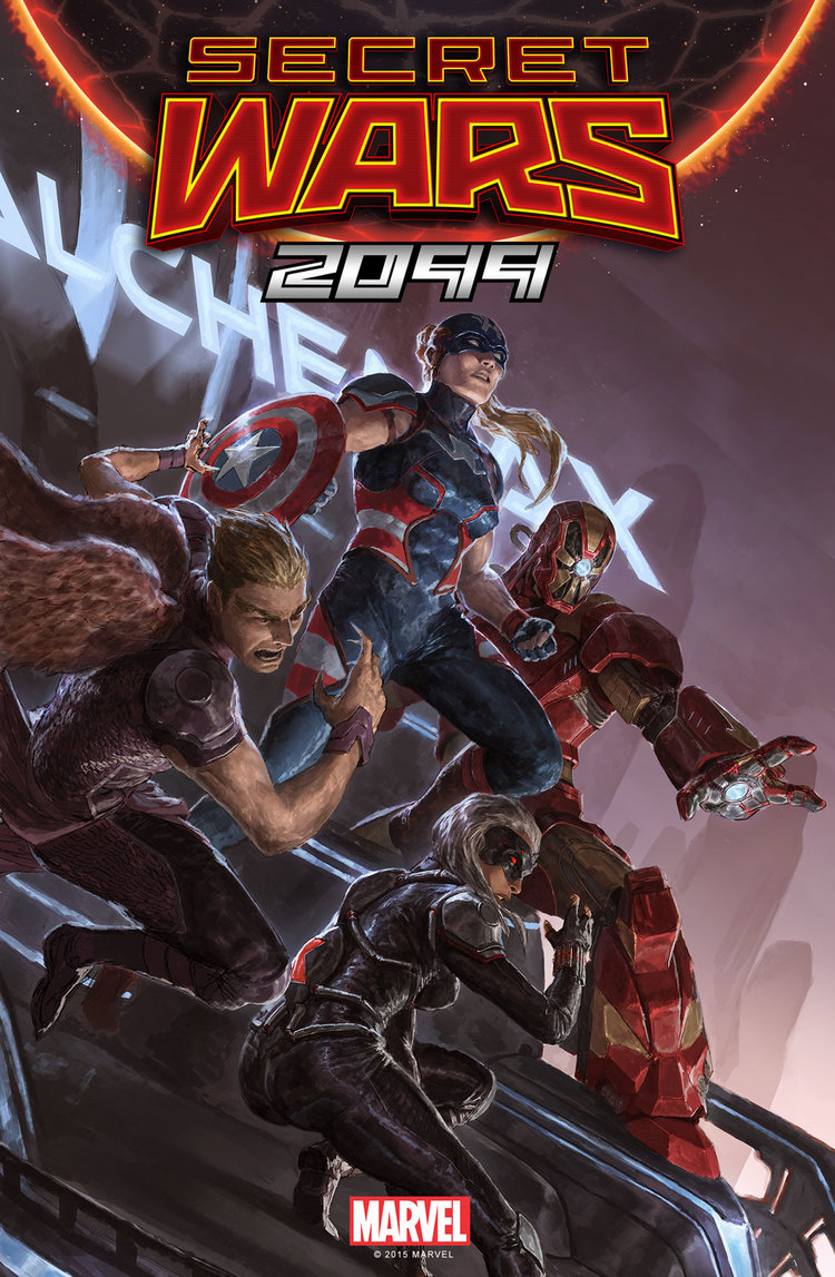comic-art-for-marvels-secret-wars-2099