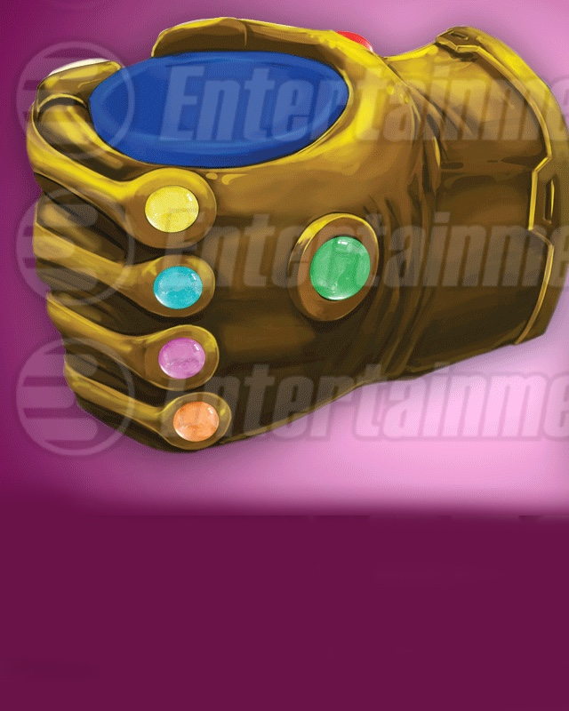 Thanos Infinity Gauntlet Coffee Mug Geektyrant