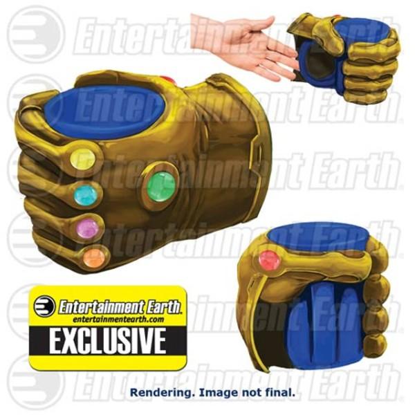 Thanos Infinity Gauntlet Coffee Mug Geektyrant