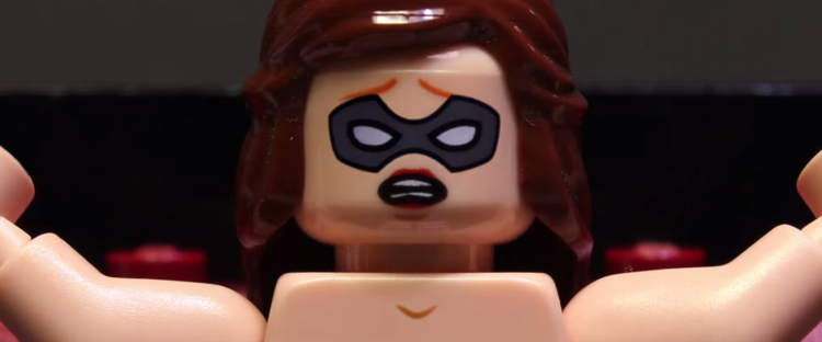 Stop-Motion LEGO Trailer for FIFTY SHADES OF GREY — GeekTyrant