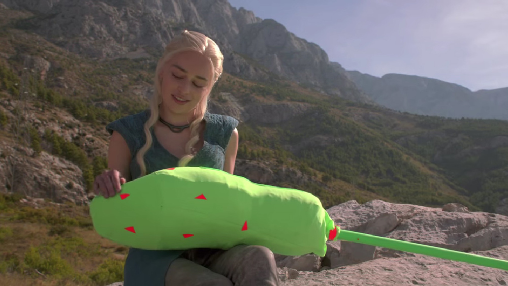 Image result for game of thrones dragons production