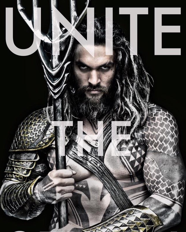 First Look At Jason Momoa As Aquaman In BATMAN V SUPERMAN
