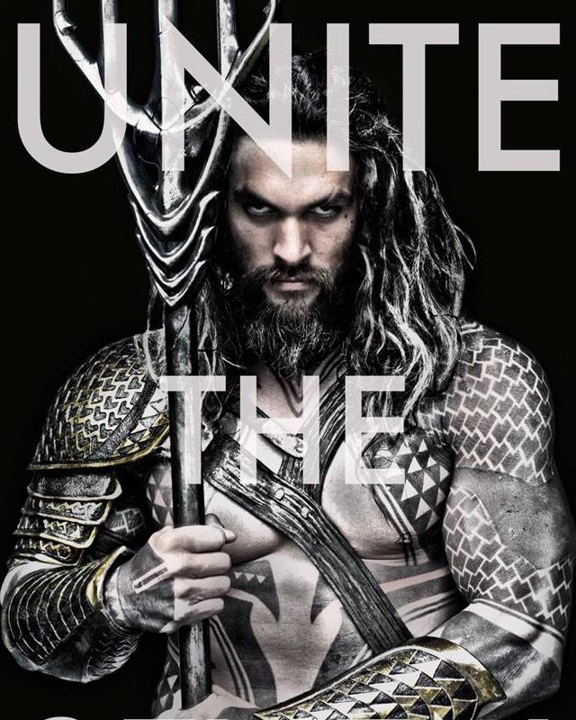 First Look At Jason Momoa As Aquaman In BATMAN V SUPERMAN