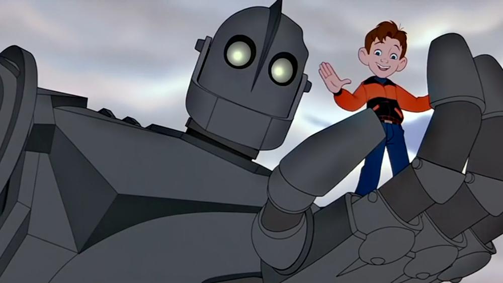 15 Fun Facts About The Iron Giant Geektyrant