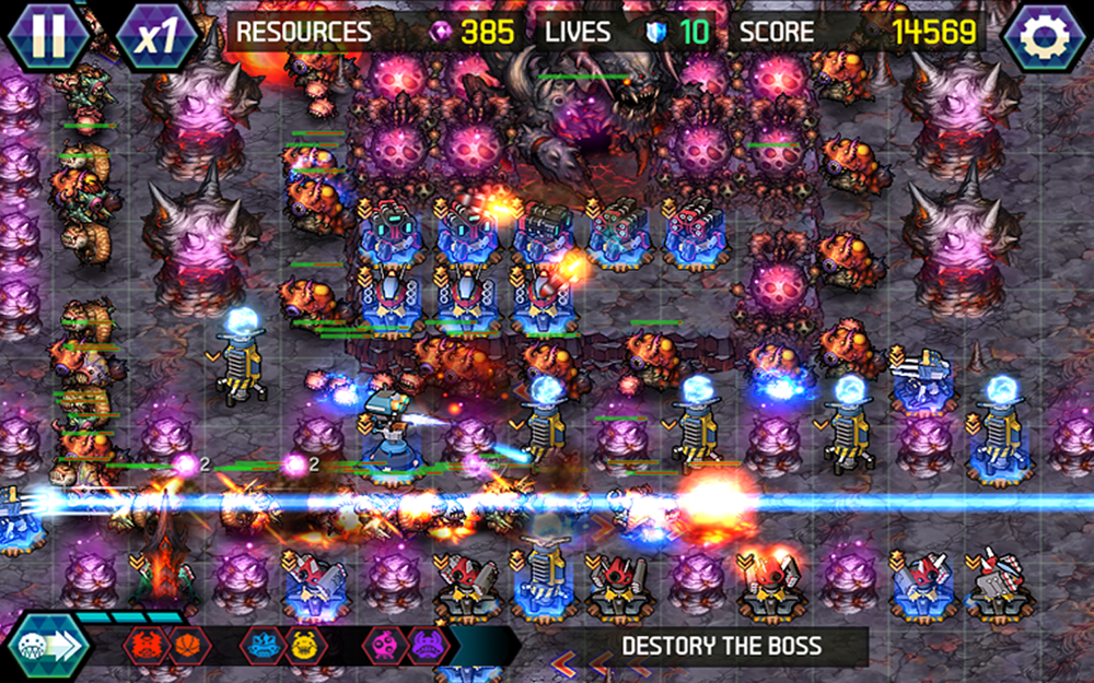 tower defense is for the win Free download tower defense from windows store works on windows 10 mobile, windows phone 81, windows phone 8.