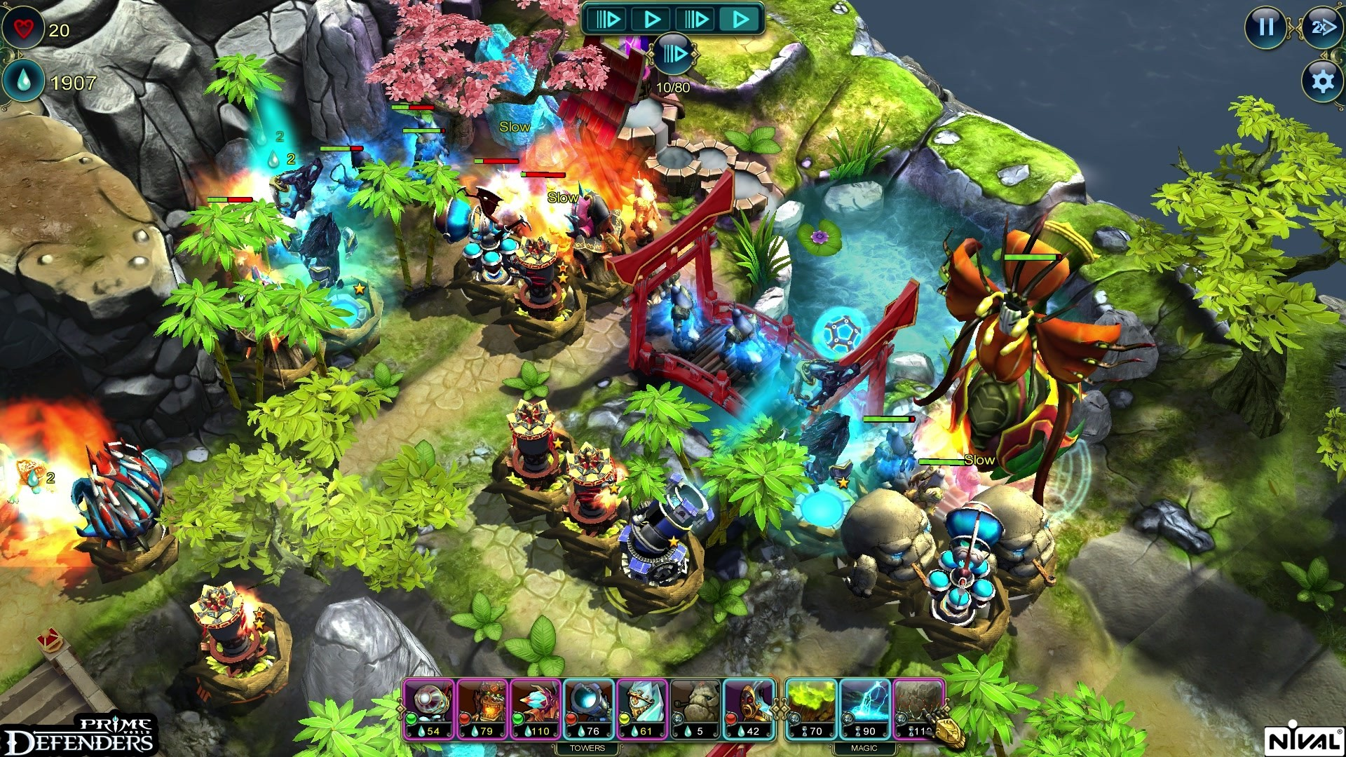 Top 10 Tower Defense Games For Mobile Geektyrant
