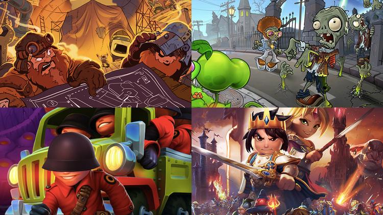 Les meilleurs jeux smartphones de tower defense de 2015