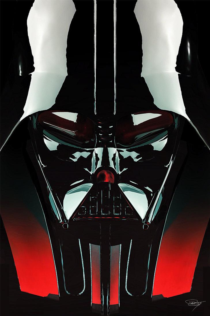star-wars-fan-art-hoth-atat-vader3