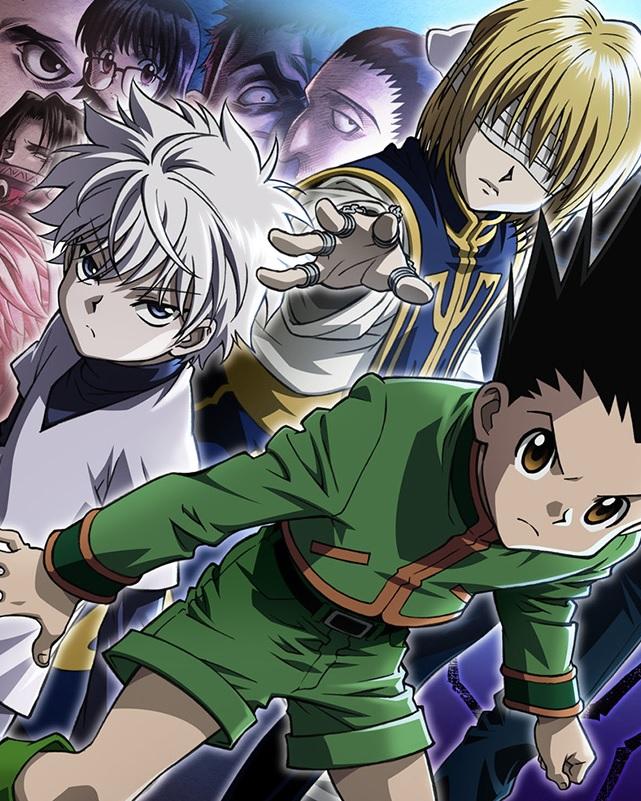 Animezing Series: HUNTER X HUNTER (2011) — GeekTyrant
