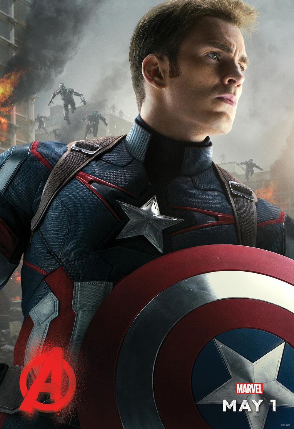 Nuevo Trailer de Avengers Age of Ultron