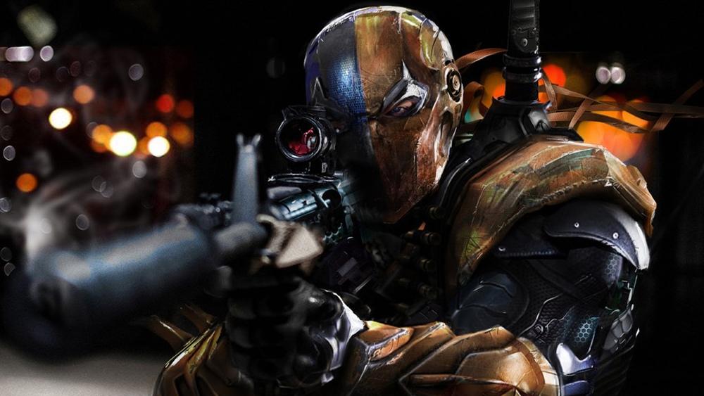 Suicide Squad Deathstroke Details on Deathstroke...