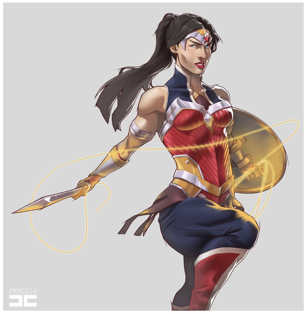 Costume Closet Spotlight On Wonder Woman Geektyrant
