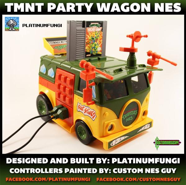 L'incontournable NES Tortues Ninja Tmnt-party-wagon-classic-nintendo-custom-build?format=750w