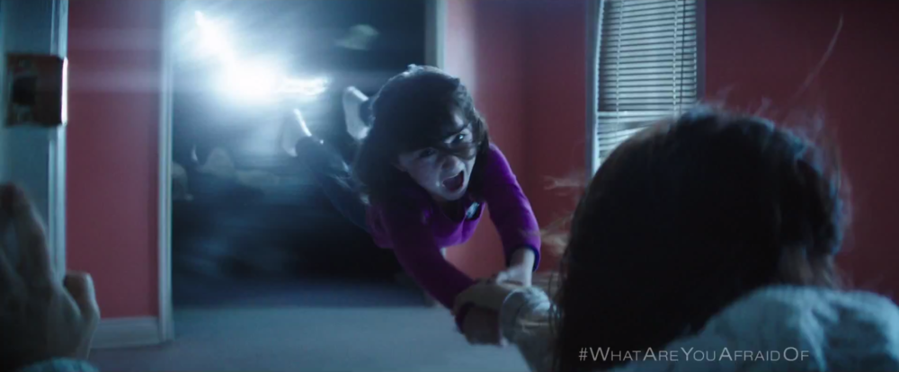 """Creepy POLTERGEIST TV Spot - """"What Are you Afraid Of ..."""