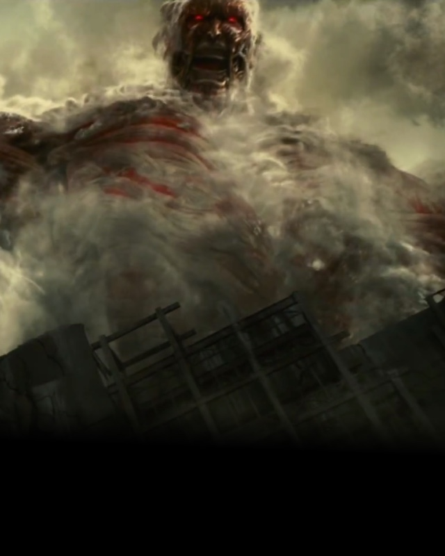 Teaser Trailer For Live-Action ATTACK ON TITAN!