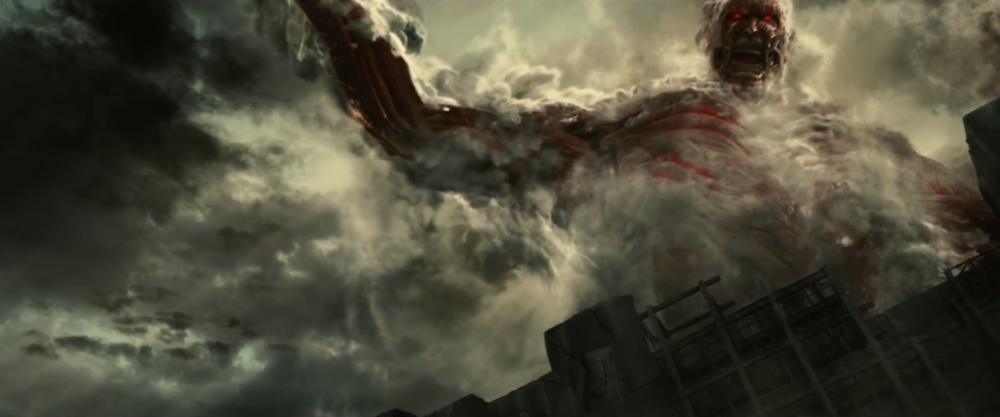Teaser Trailer For Live Action Attack On Titan Geektyrant