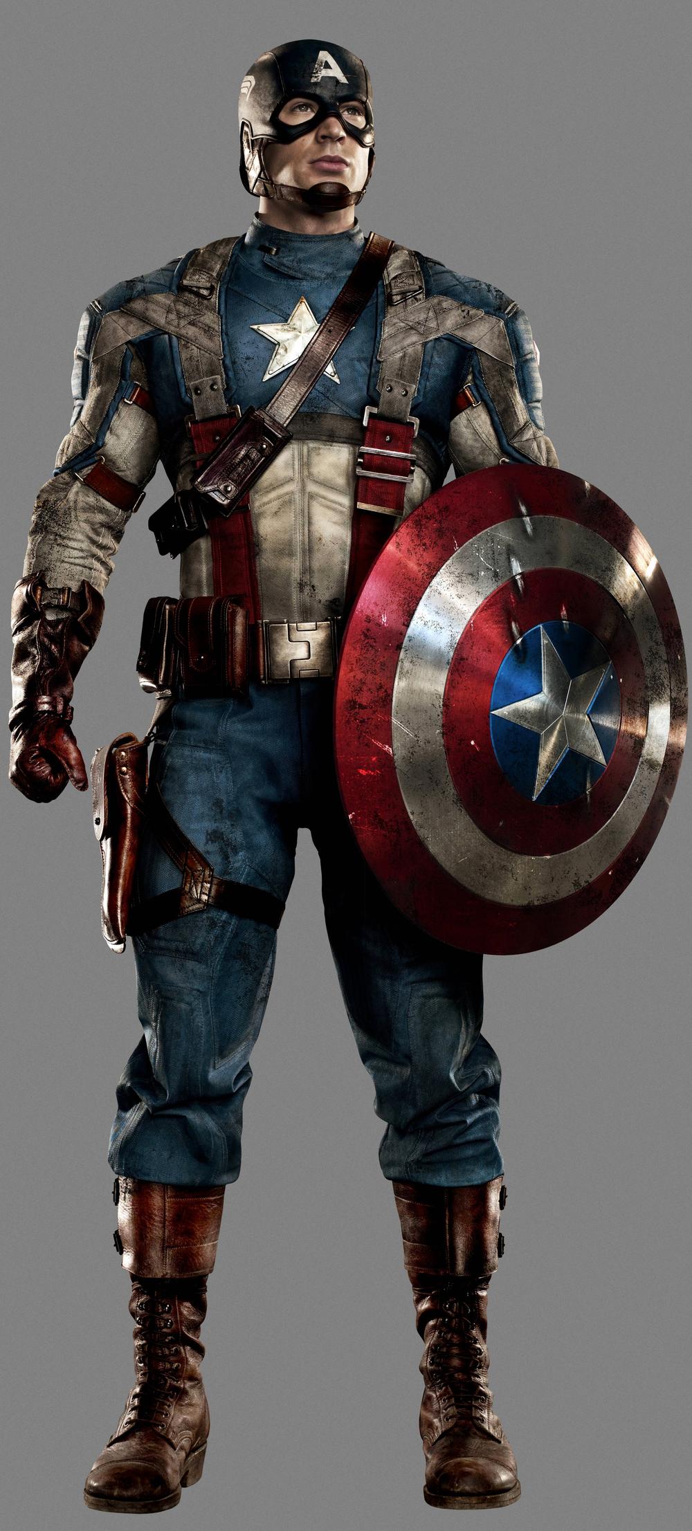 captain america workout plan pdf