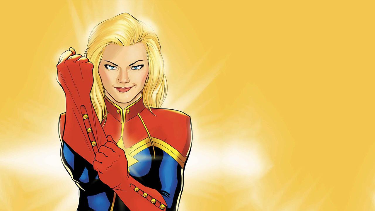 rumor: captain marvel has been cast — geektyrant