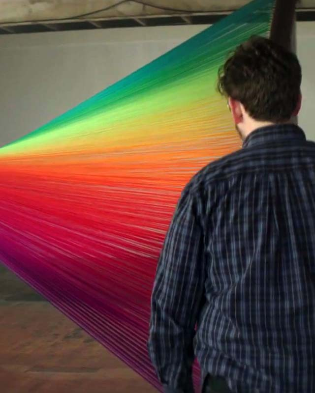 Emotional Video Of Colorblind People Seeing Color For The