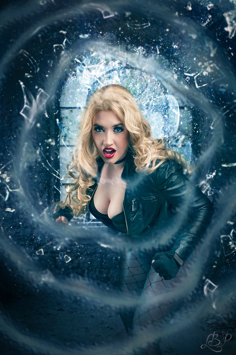 Callie Cosplay is Black Canary | Photography by Callie Cosplay