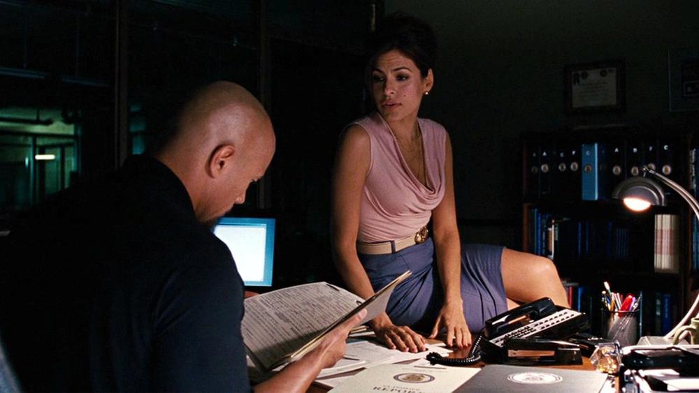 Eva mendez's movie