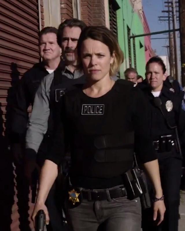 Rachel McAdams Offered TRUE DETECTIVE Role — GeekTyrant
