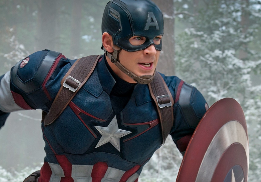 the evolution of captain america 39 s uniform geektyrant