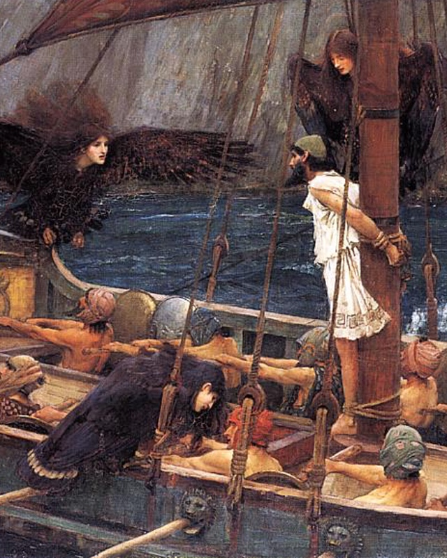 the illustration of hospitality in the story the odyssey