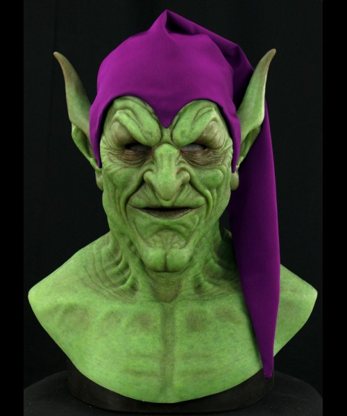 the amazing spider man cartoon green goblin