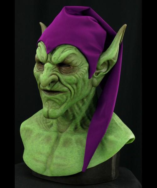 Frightening Green Goblin Silicone Mask — GeekTyrant