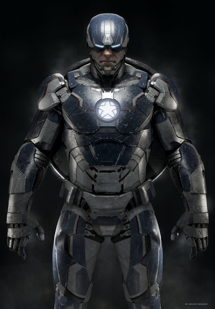 Iron Man Armor Designs