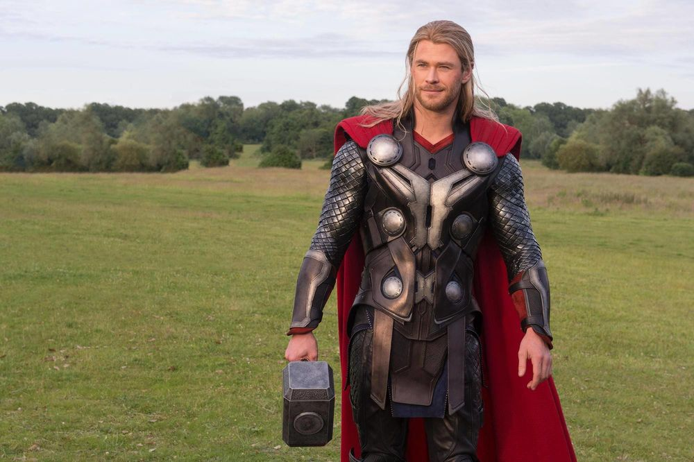 Image result for avengers age of ultron thor