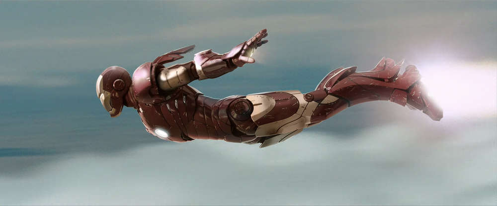 The Science Behind Why Tony Stark's Iron Man Suit Doesn't ...