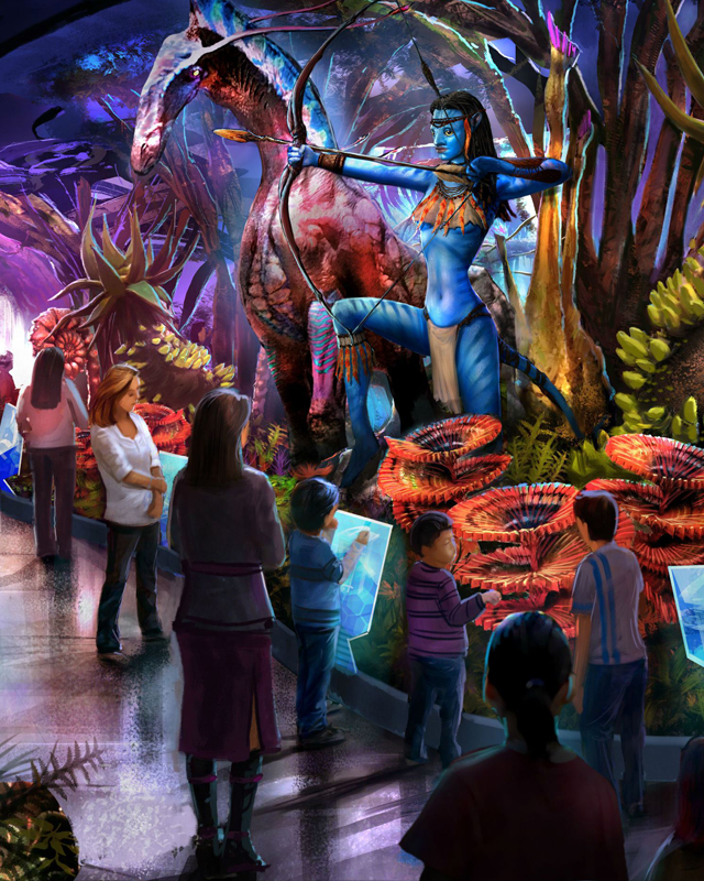 Avatar Release New Movie: Touring AVATAR Exhibition Will Let You Explore Pandora In