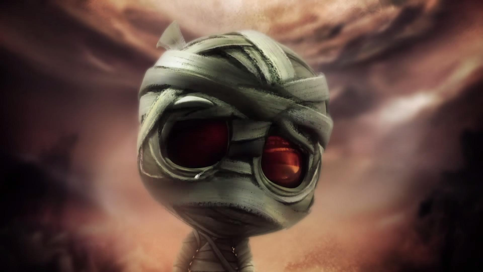 Dreamlike Animated Short Film AMUMU: THE CURSE OF THE SAD MUMMY — GeekTyrant