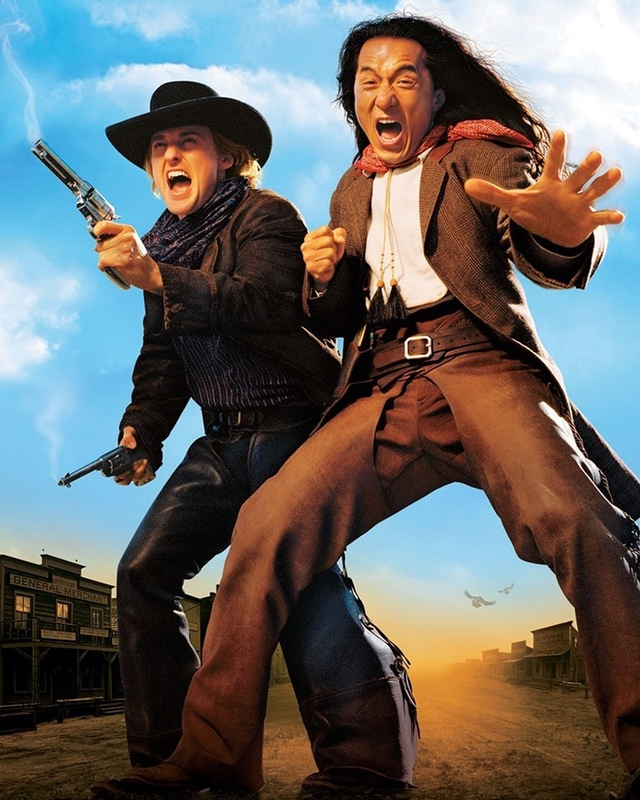 Jackie Chan And Owen Wilson Teaming Back Up For Shanghai Dawn