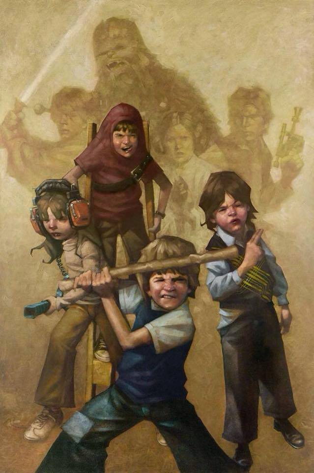 nostalgic-childhood-star-wars-art-series-inspires-the-imagination12
