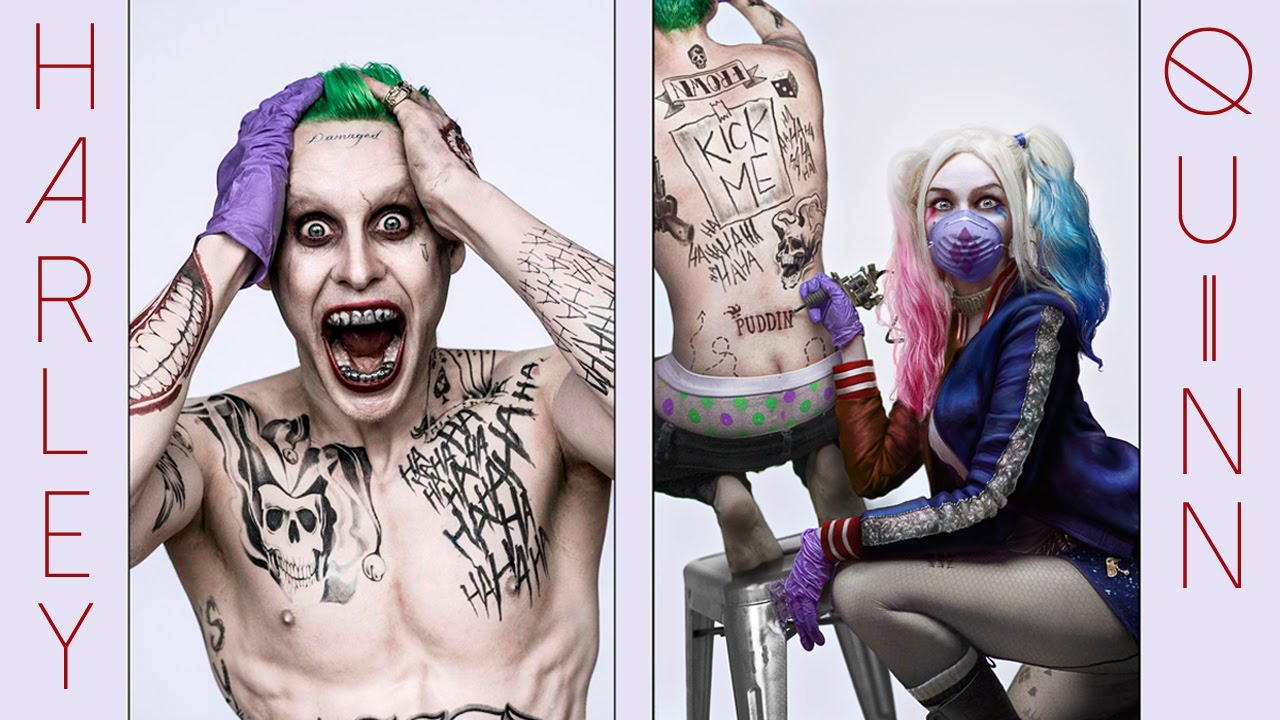 New Suicide Squad Set Photos And Videos With The Joker Harley Quinn