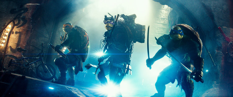 TEENAGE MUTANT NINJA TURTLES 2 May Include Another Classic Villain