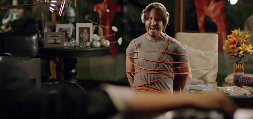 Trailer For Keanu Reeves Terrible Psychological Thriller