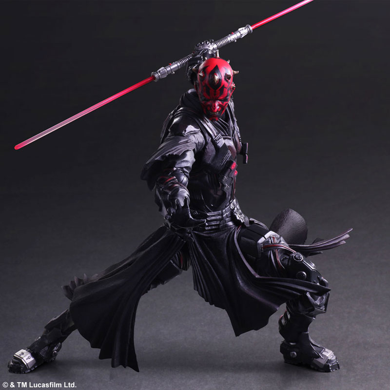 Star Wars Darth Maul Action Figure 54