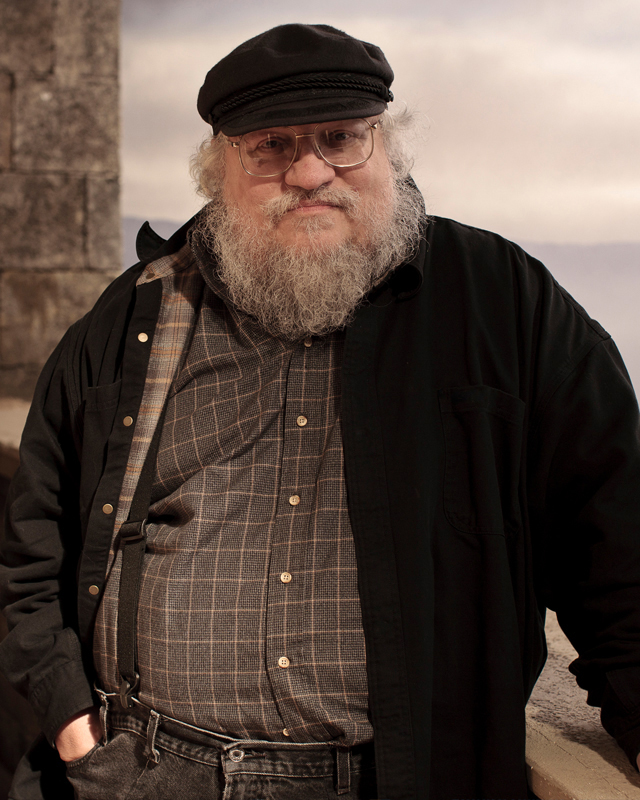 George R.R. Martin Won't Return To GAME OF THRONES For Season 6