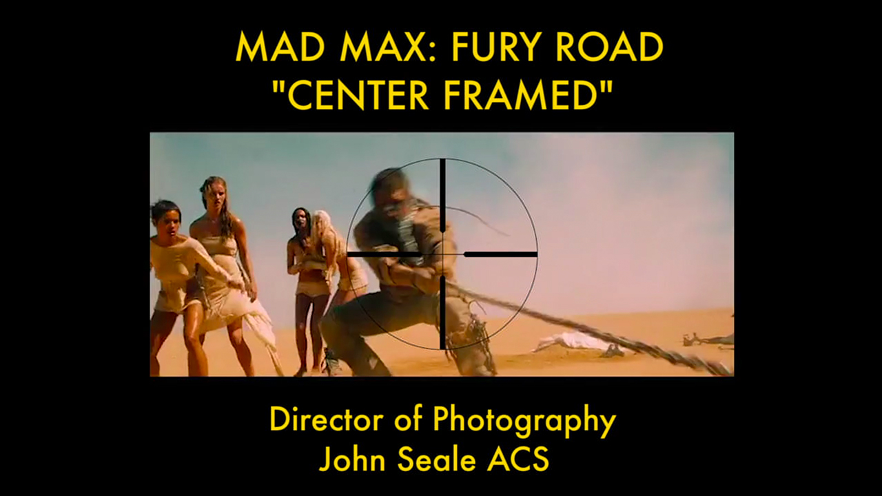 Video Reveals Reasoning Behind MAD MAX: FURY ROAD\'s Center Framing ...