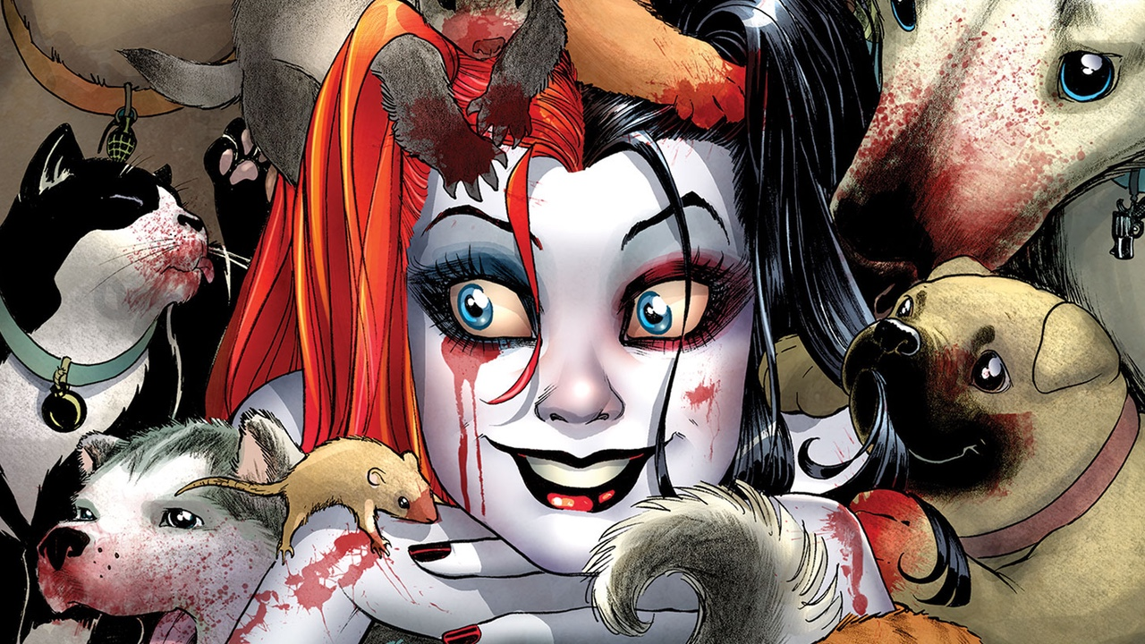 Suicide Squad Harley Quinn Face Tattoos And David Ayer Says
