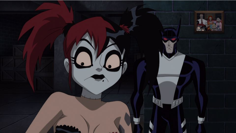 Dc justice league porn game she
